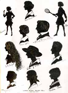 Silhouettes, 1916