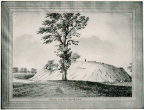 The Mound at Church Norton in Selsey